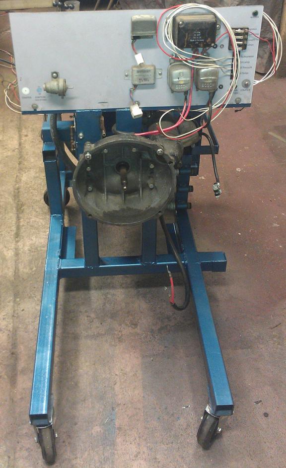 Stuska Engine Dynamometer
