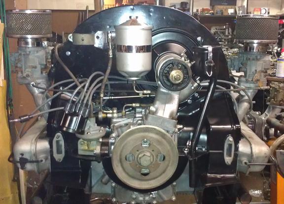 1955 Porsche Type 528 2 1500s Engine For Sale