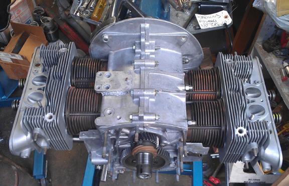 1966 Porsche 912 type 616/36, engine for sale